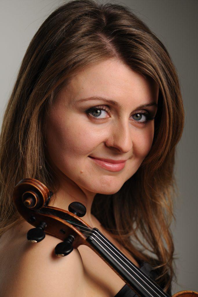 Natalia Lomeiko, violinist