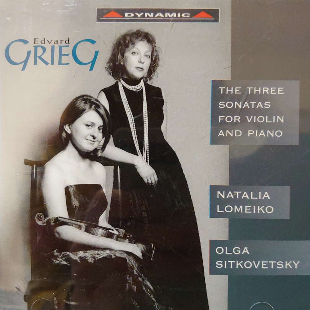 N Lomeiko CD Grieg